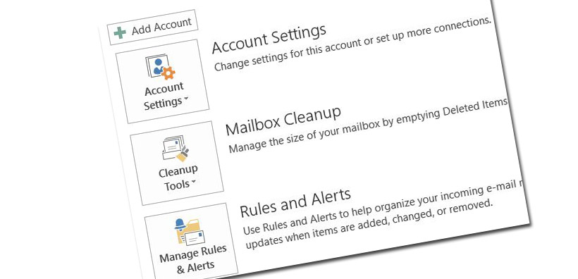 how to add a new email account in outlook 2013